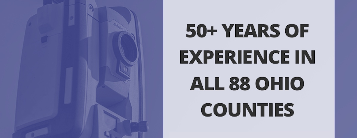 Land surveying resources from McSteen, celebrating 50 years in business.